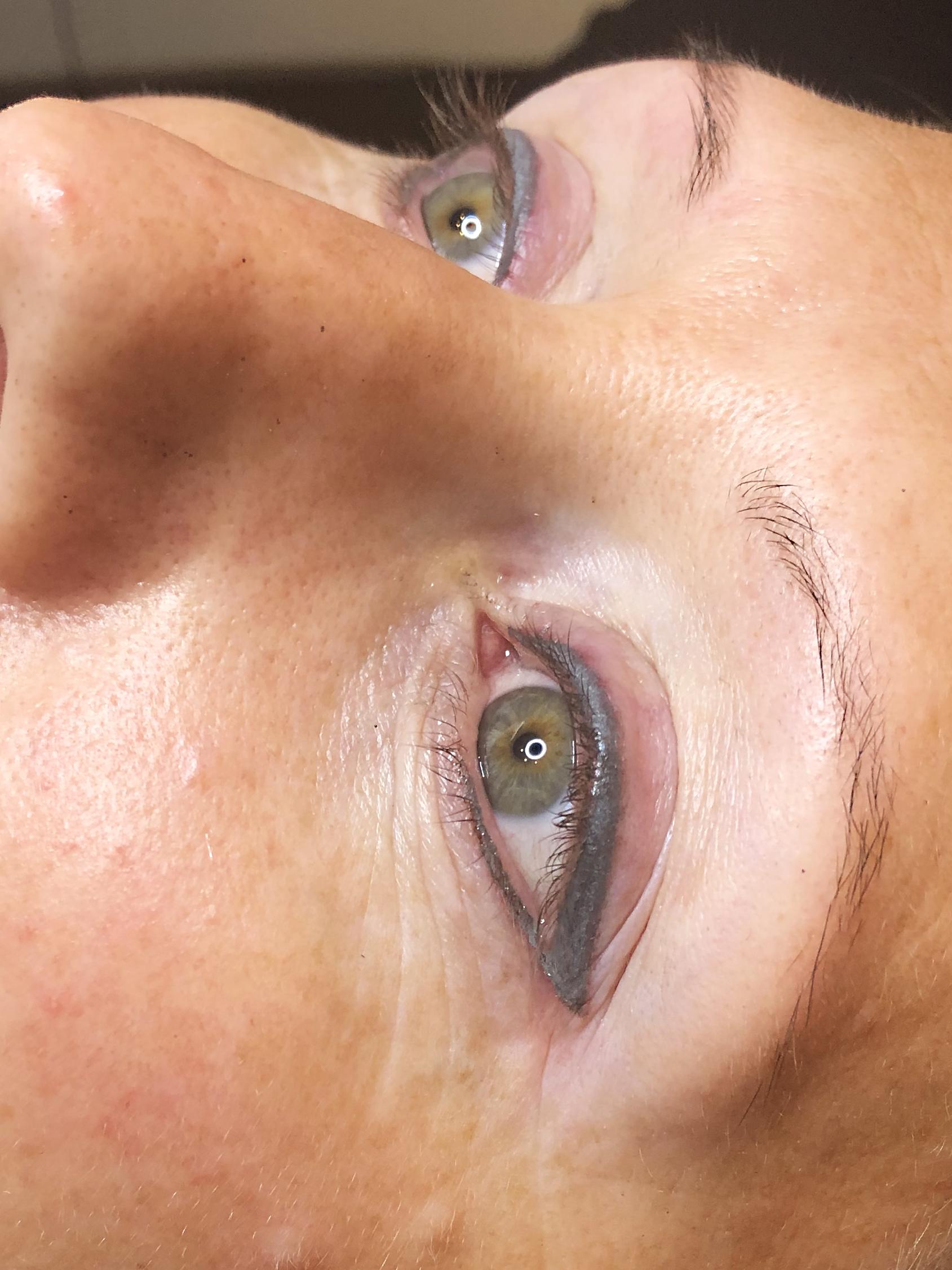 permanente make up eyeliner